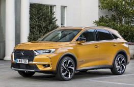 DS 7 Crossback, front static 2