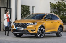 DS 7 Crossback, front static