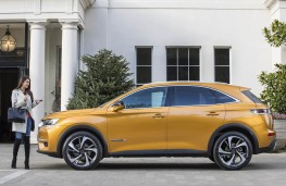 DS 7 Crossback, side static