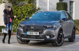 DS7 Crossback, front