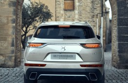 DS 7 Crossback E-Tense  rear