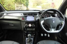 DS3, dashboard