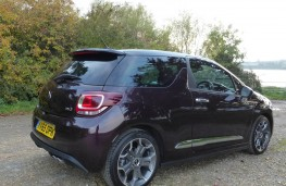 DS3, rear static