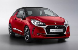 DS 3 Chic, front