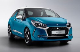 DS 3, 2016, hatchback