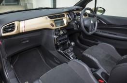 DS 3 Performance, interior