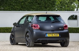 DS 3 Performance, rear