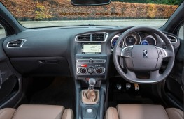 DS 4 Crossback, dashboard
