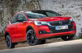 DS 4 Crossback, front static