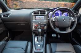 DS4, interior
