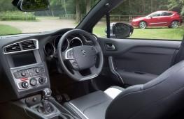 Citroen DS4, interior