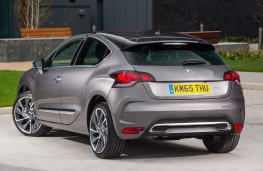 DS 4, 2015, rear, static