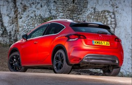 DS 4 Crossback, rear, static