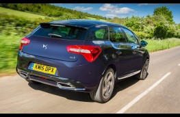 DS5, rear action