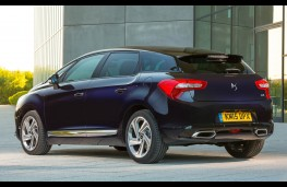 DS5, rear static