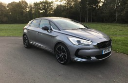 DS5, front