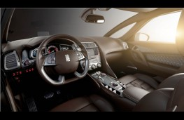 Citroen DS5, interior