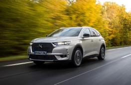 DS 7 Crossback E-Tense 4x4, 2019, front, action