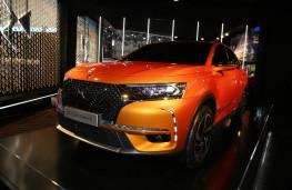 DS 7, front, Geneva Motor Show 2017