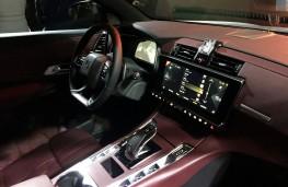 DS 7, interior, Geneva Motor Show 2017
