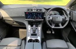 DS 7 Crossback, 2020, interior