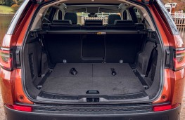 Land Rover Discovery Sport, 2019, boot