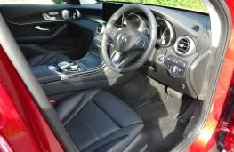 Mercedes Benz GLC, interior