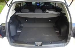 Subaru Impreza, boot