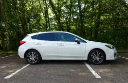 Subaru Impreza, profile