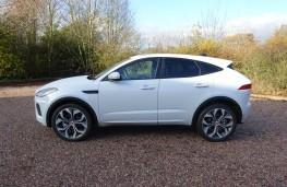 Jaguar E-Pace, profile