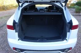 Jaguar E-Pace, boot