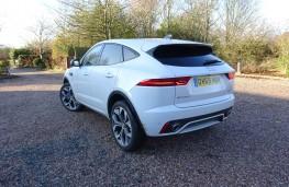 Jaguar E-Pace, rear