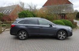 Subaru Outback, profile