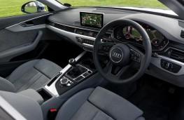 Audi A4 Avant , interior