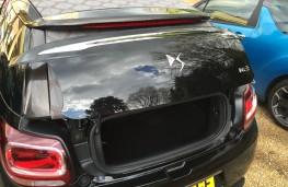 DS 3 Cabrio, 2016, boot