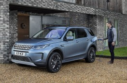 Land Rover Discovery Sport PHEV, 2020, charging