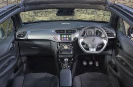 DS 3 Cabrio, 2016, interior