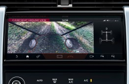 Land Rover Discovery Sport, 2019, Clear View display