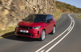 Land Rover Discovery Sport, 2019, front