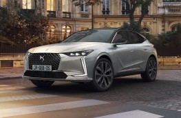 DS 7 Crossback, 2017, front