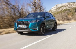 DS 3 Crossback, 2019, front