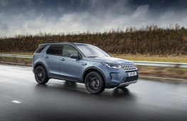 Land Rover Discovery Sport PHEV, 2020, front