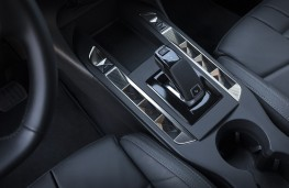DS 3 Crossback E-Tense, 2019, gear lever