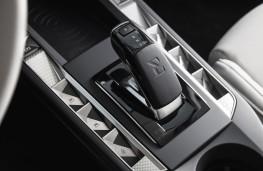 DS 3 Crossback E-Tense, 2019, gear lever