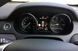 Land Rover Discovery Sport e-Capability, instruments