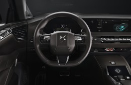 DS 7 Crossback, 2017, interior