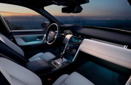 Land Rover Discovery Sport, 2019, interior
