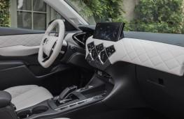 DS 3 Crossback E-Tense, 2019, interior