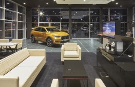 DS store, Manchester, interior