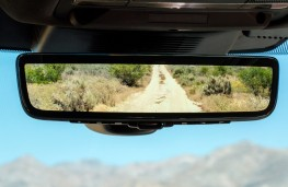 Land Rover Discovery Sport, 2019, mirror camera system